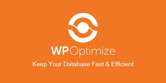 WordPress 数据库优化插件:WP-Optimize